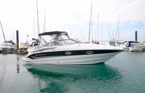 Crownline 250 for sale