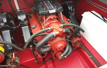 Sunseeker Mohawk 29 Volvo Penta 570 V8 Engines 1