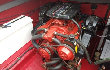 Sunseeker Mohawk 29 Volvo Penta 570 V8 Engines 3