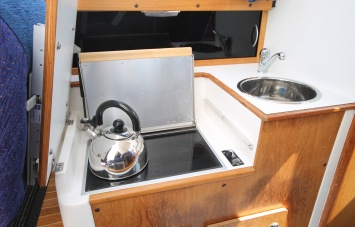 Yamarin 74C Galley