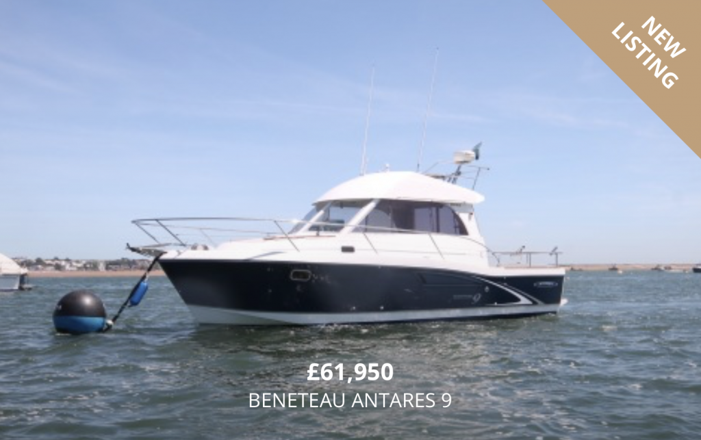 Beneteau Antares 9 for Sale in Exmouth Devon
