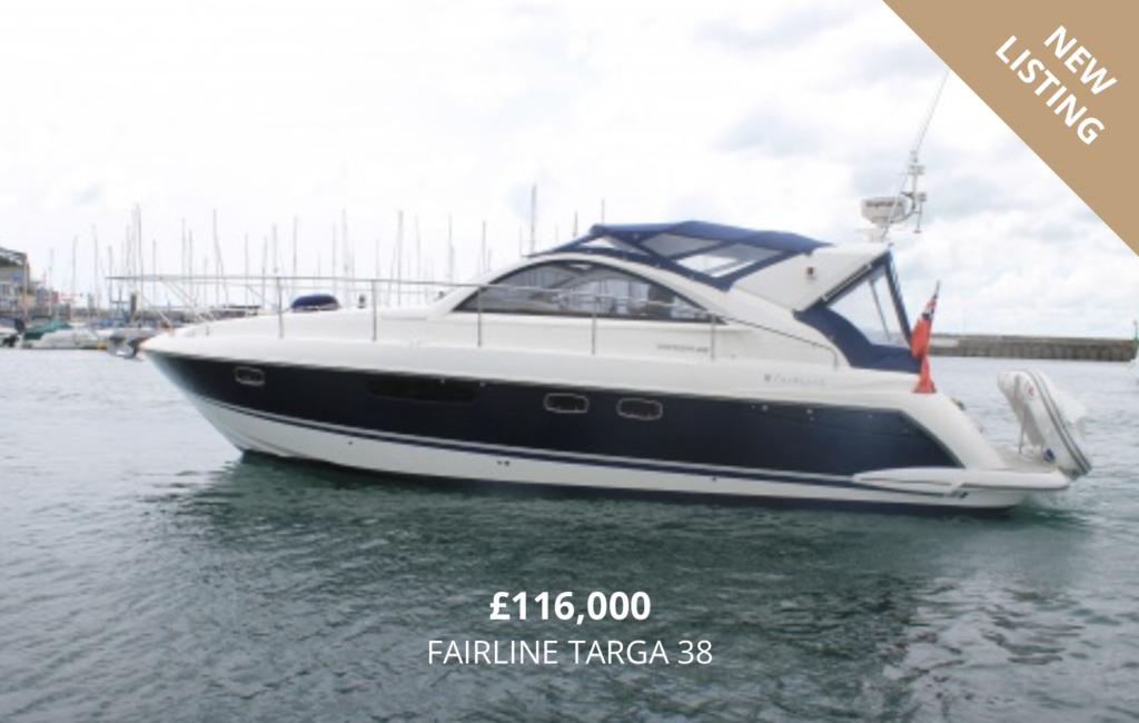 Fairline Targa 38