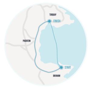 2019 Big Bay Eco Challenge Race Map