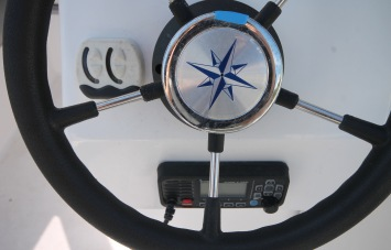 Piscator 580 for sale VHF