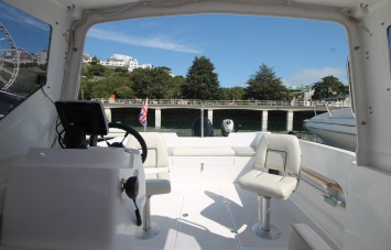 Piscator 580 for Sale Deck 1