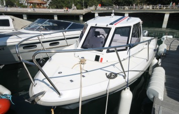 Piscator 580 for sale External 1