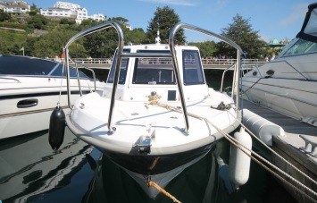Piscator 580 for sale External 2