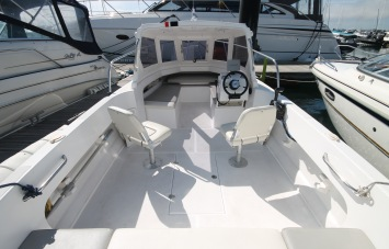 Piscator 580 for Sale Deck