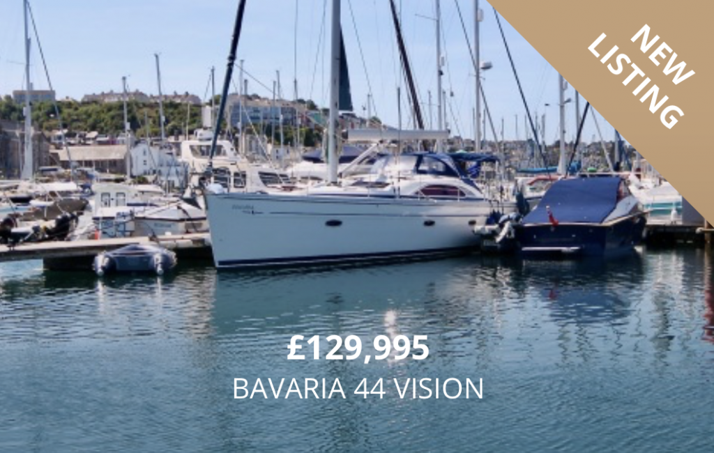 Bavaria 44 Vision Yacht for Sale