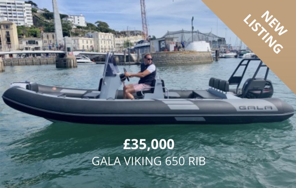 Gala viking 650 RIB for Sale