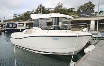 IQuicksilver 605 PilotHouse for Sale in Devon - Exterior 1