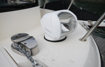 IQuicksilver 605 PilotHouse for Sale in Devon - Searchlight and Electric Windlass