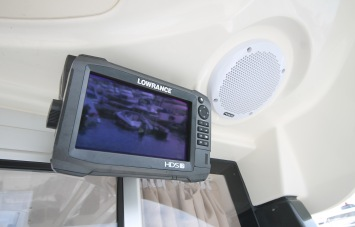Quicksilver 605 PilotHouse for Sale in Devon - Lowrance HDS 7