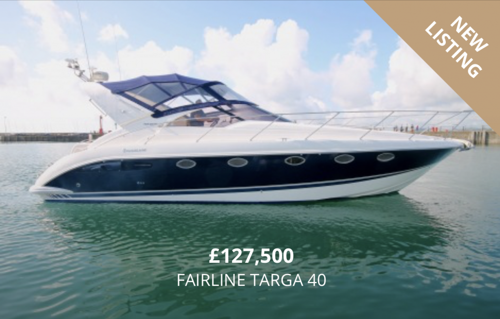 Fairline Targa 40 for Sale