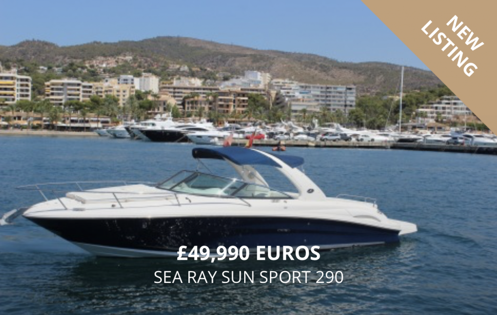 Sea Ray Sun Sport 290 for Sale