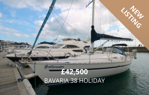 Bavaria 38 Holiday for Sale in Torquay