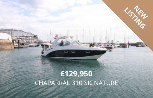 Chaparral 3110 Signature for Sale in poole, Dorset