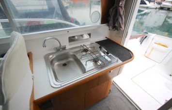 Beneteau Antares 760 for Sale Galley