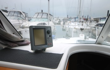 Beneteau Antares 760 for Sale Helm Station