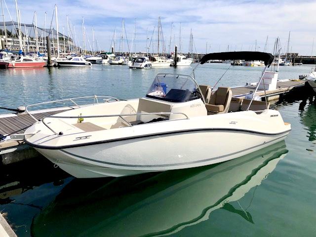 Quicksilver 605 Open 115HP Outboard for Sale in Devon
