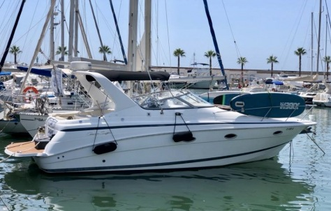 Chris Craft 328 Express Cruiser for Sale SPAIN
