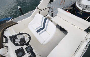 1989 Fairline Corniche for Sale in Devon UK