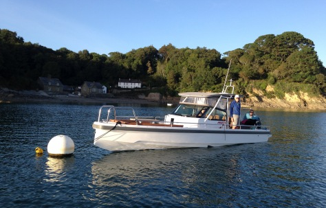 2016 AXOPAR 28 T-Top with Aft Cabin For Sale in Cornwall