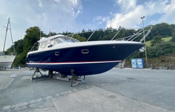 2001 Nimbus 345 Coupe For Sale in Devon