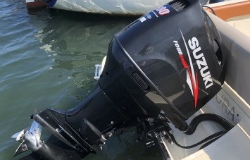 2016 Invictus 240FX with 200 Suzuki Outboard for Sale in Cornwall UK