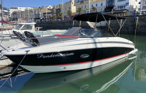 Bayliner 742R Cuddy Cabin for Sale in Torquay Devon UK