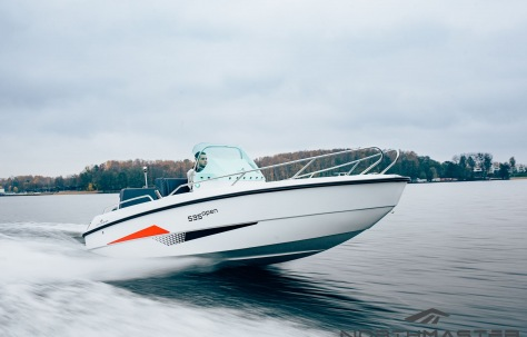 Northmaster 535 Open Day Boat Brand New For Sale