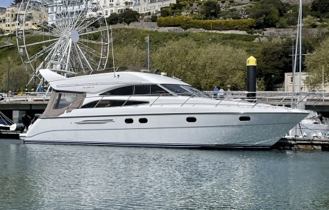 Princess 50 For Sale in Devon, UK