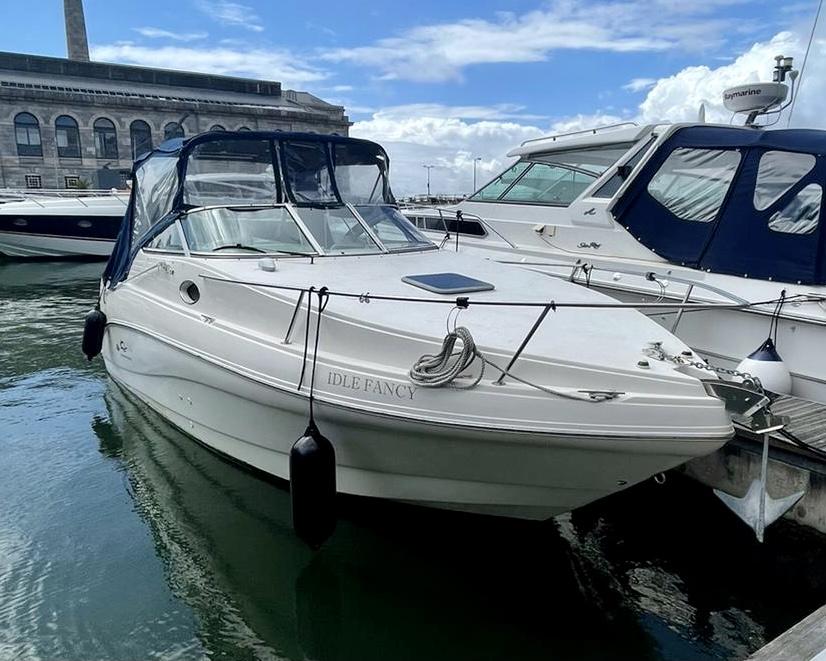 Rinker 242 Sports Cruiser for Sale in Plymouth, Devon